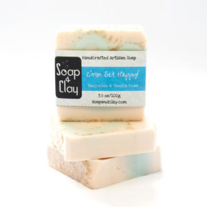 Cmon Get Happy soothing oatmeal soap