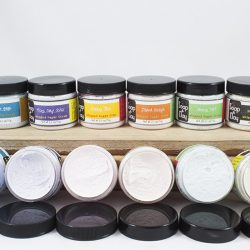 whipped sugar soap minis