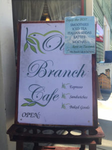 Olive Branch Cafe Tea Room in Tacoma