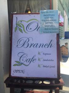 Olive Branch Cafe Tea Room in Tacoma