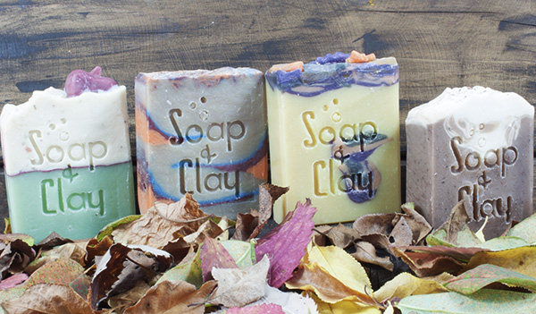 fall line up soap and clay soaps artisan body care natural skin care for amazing skin