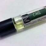 relaxing essential oil blends roller bottle