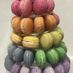 soap and clay macarons