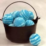 harry potter inspired bath bombs