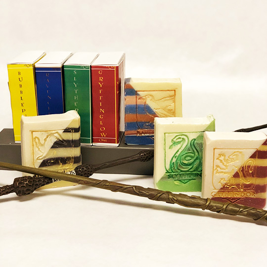 harry potter soap